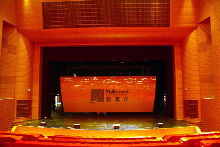 湖州大剧院舞台音响系统工程